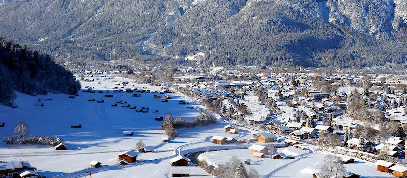 Garmisch-Partenkirchen - Winter