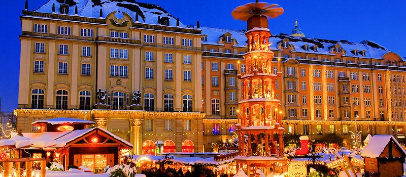 Dresdner Striezelmarkt - Weihnachtsmarkt