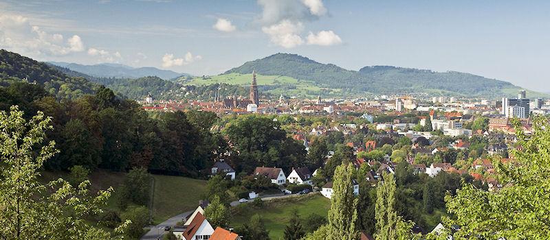 Freiburg im Breisgau - Ansicht