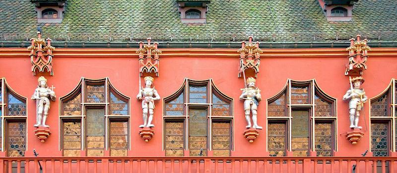 Freiburg im Breisgau - Historisches Kaufhaus