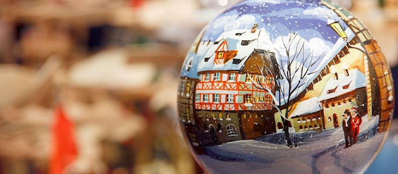 Nürnberger Christkindlesmarkt - Kugel