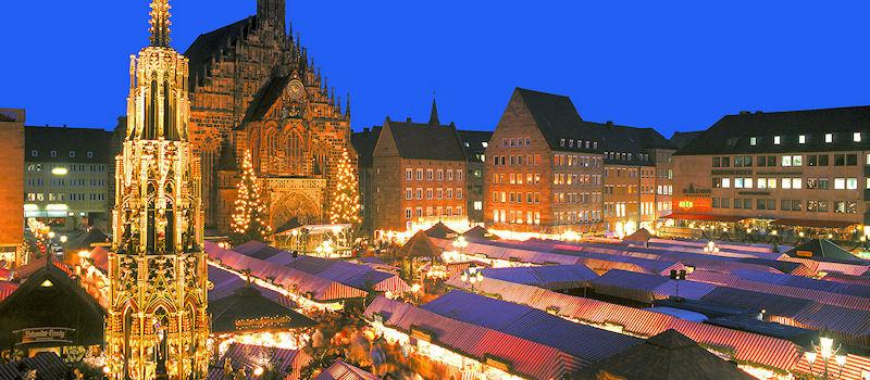Nürnberger Christkindlesmarkt - Markt