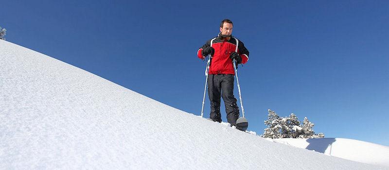 Wintersport im Harz - Skifahren