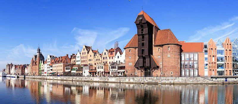 Polen - Ostseeküste - Danzig