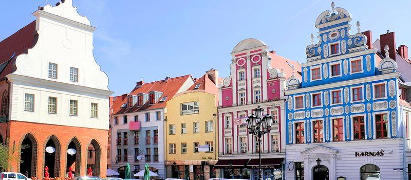 Polen - Ostseeküste - Stettin