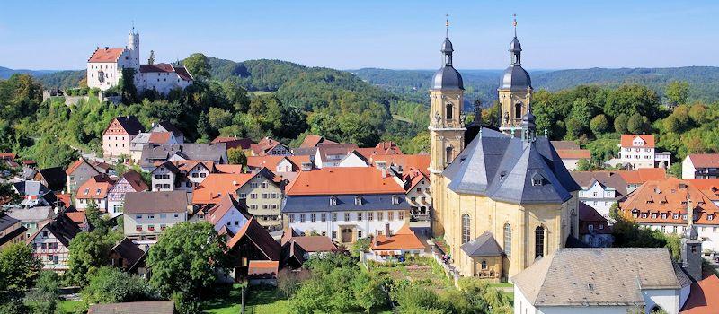 Fränkische Schweiz - Gößweinstein