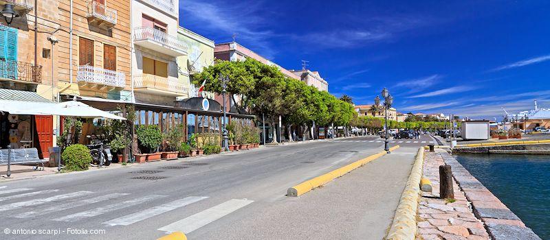 Sardinien - Carloforte