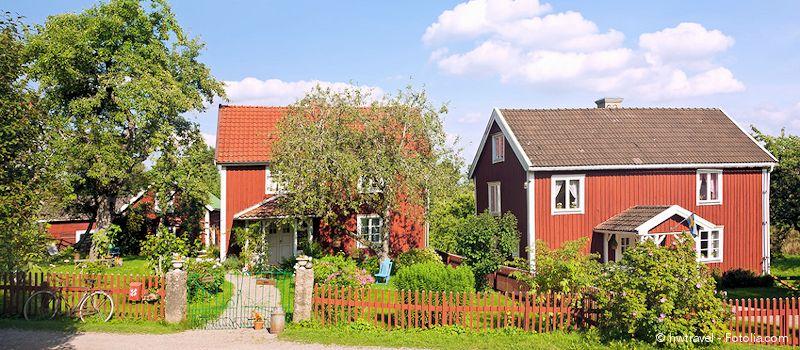 Småland - Astrid Lindgrens Bullerbü (Sevedstorp)