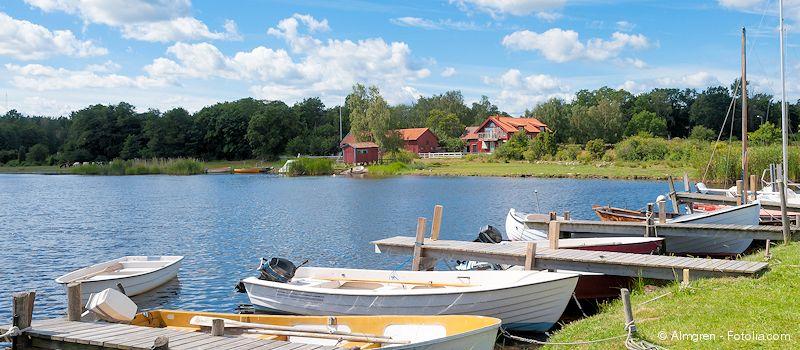 Småland - Draußen unterwegs