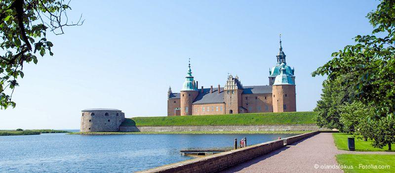Småland - Schloss Kalmar