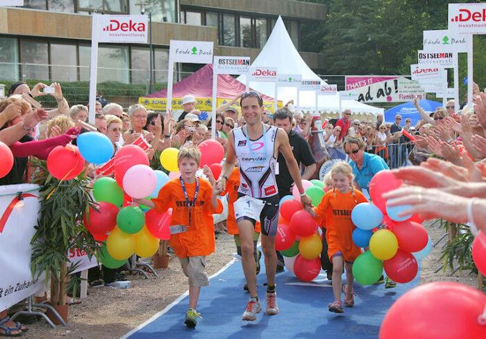 Der OstseeMan Triathlon in Glücksburg