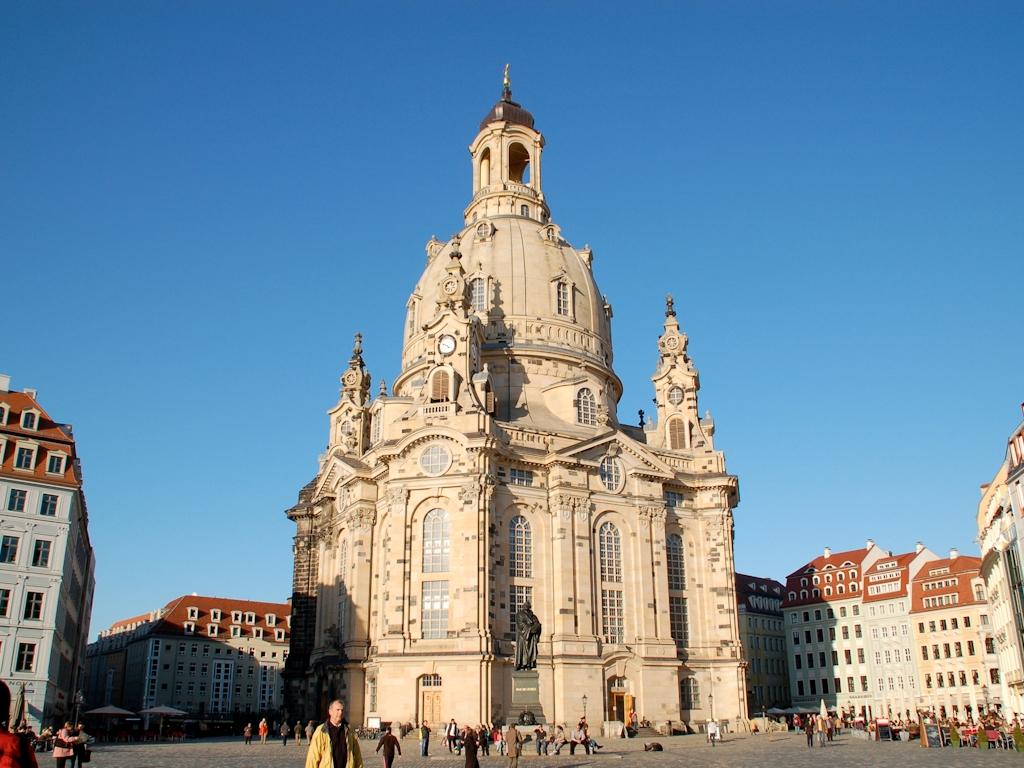 Städtetrip Dresden - Frauenkirche in Dresden