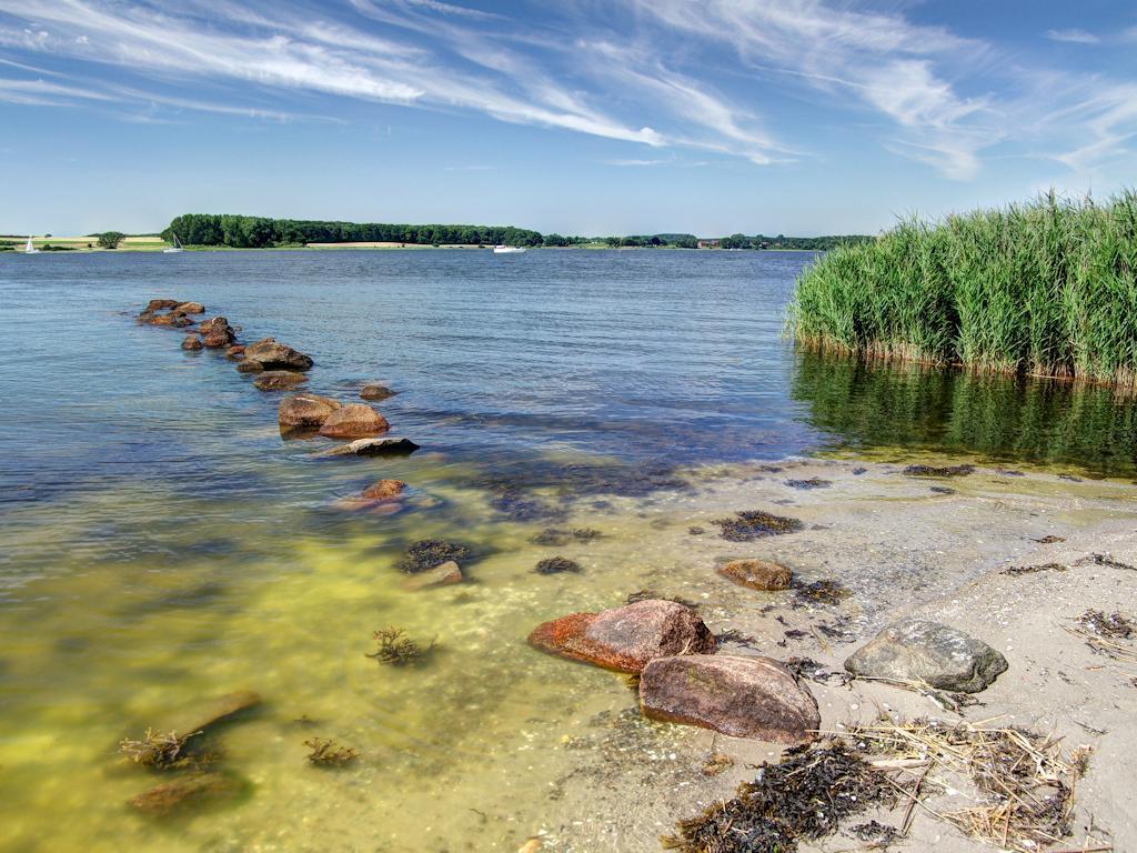 An der Schlei in Schleswig-Holstein