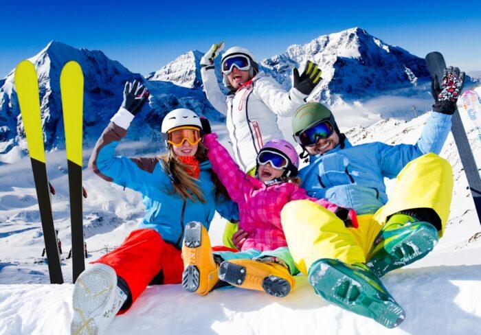 Erlebnisreicher Winterurlaub mit viel Sport in einer Ferienwohnung