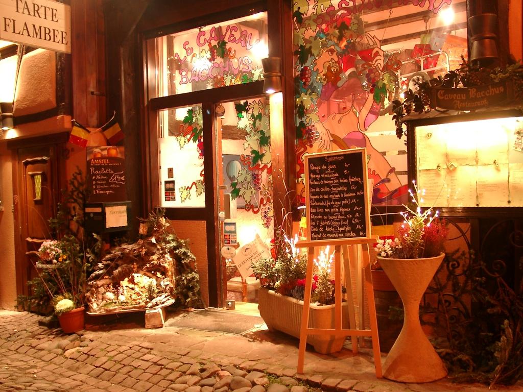 Weihnachten im Elsass und den Vogesen