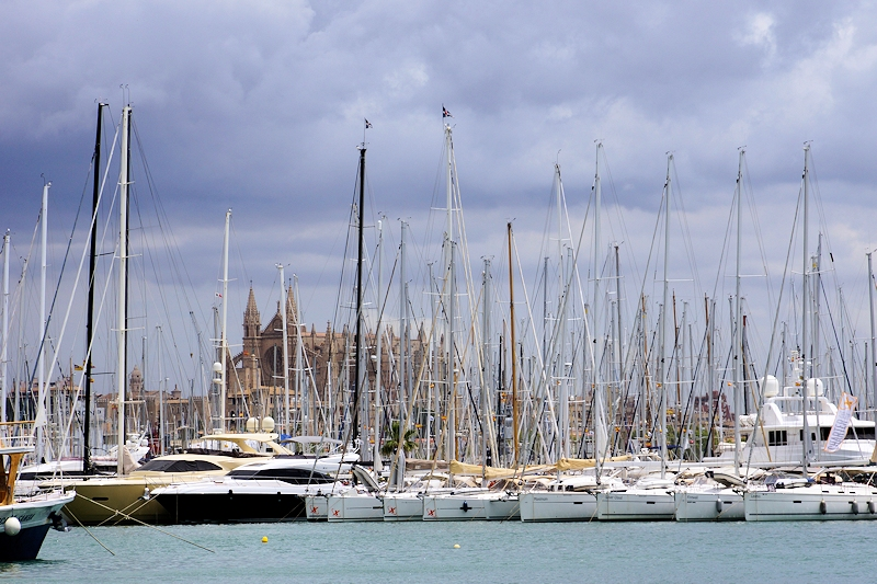 Yachthafen Palma