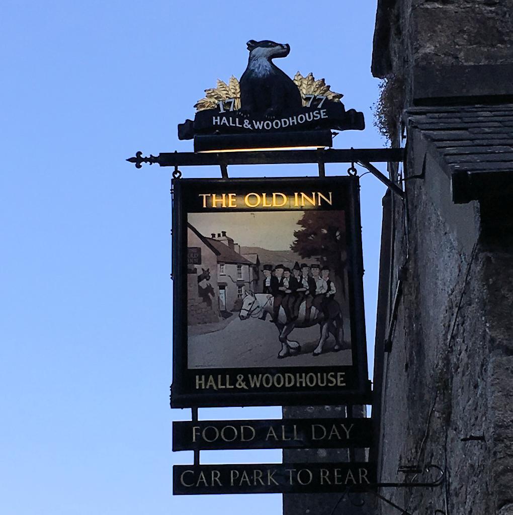 Pub im Dartmoor