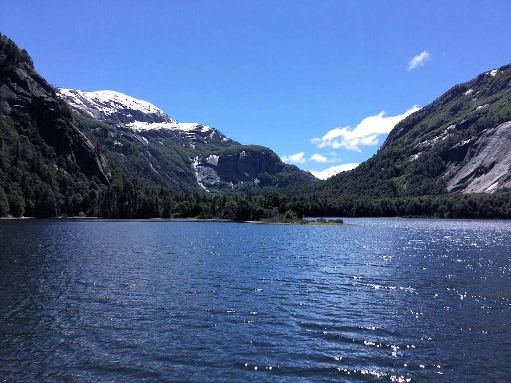 Auf dem Nahuel Huapi See