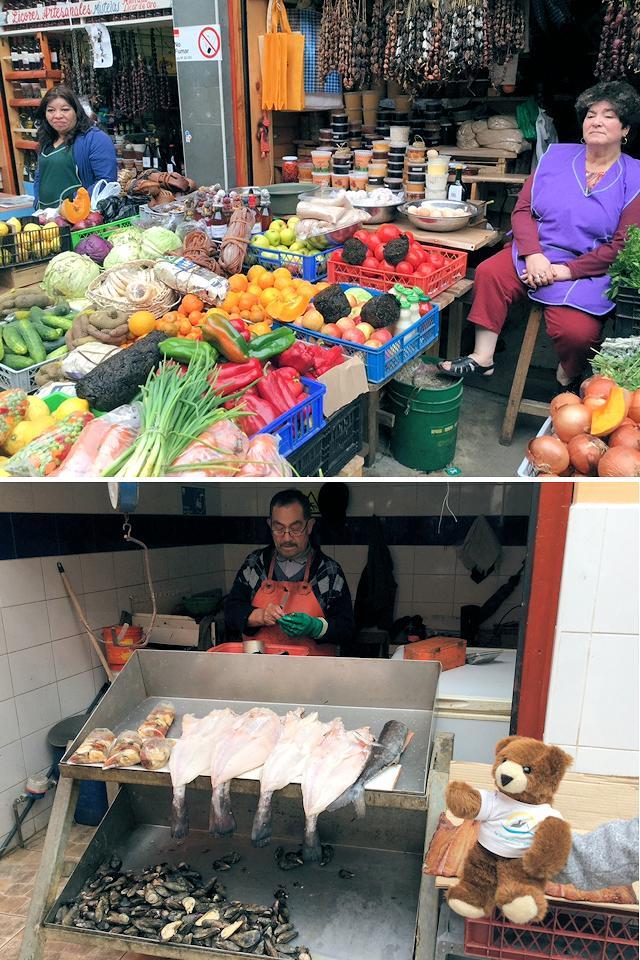 Einkaufen auf der Insel Chiloé