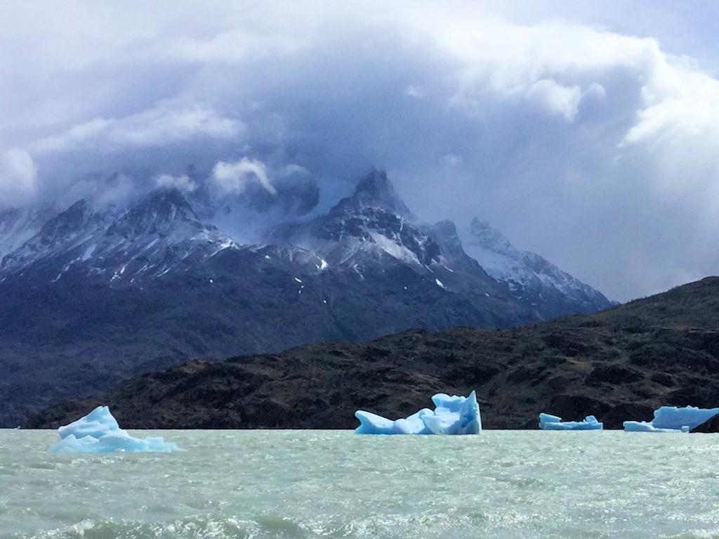 Am Grey-Gletscher