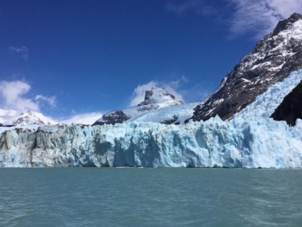 Am Perito-Moreno-Gletscher