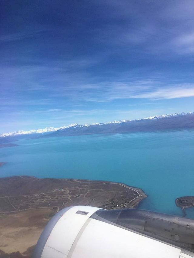 Flug zurück nach Buenos Aires