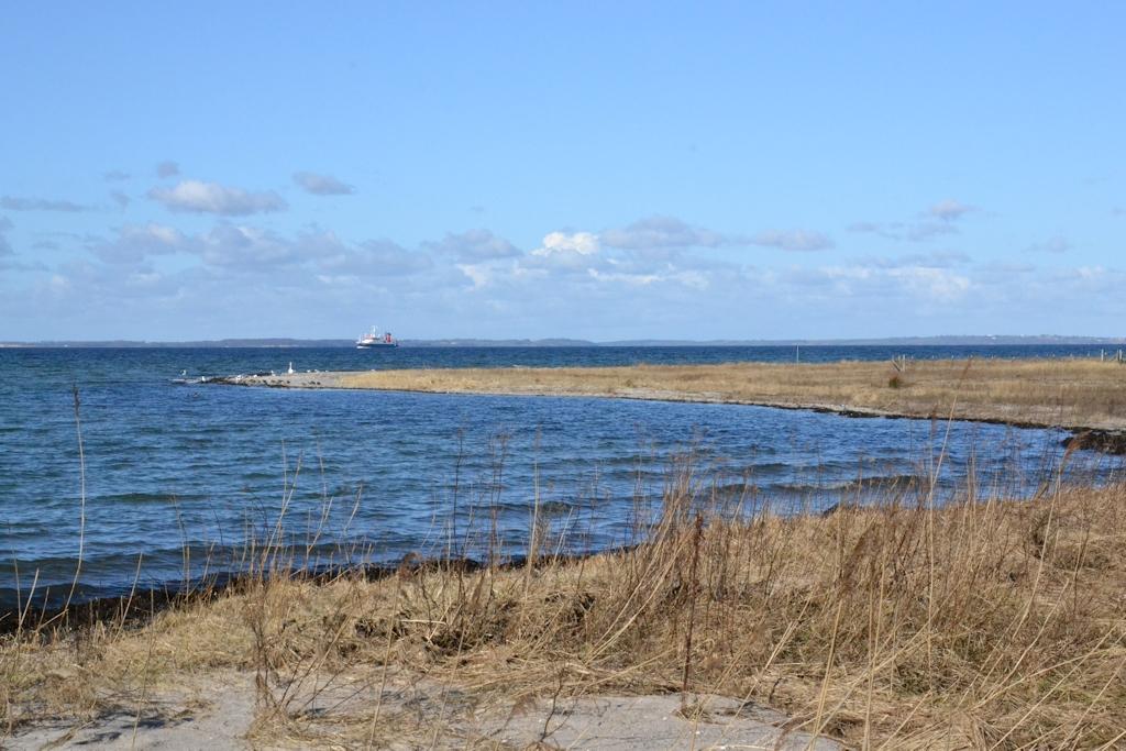 Ausblick auf Flensburger Förde und Ostsee