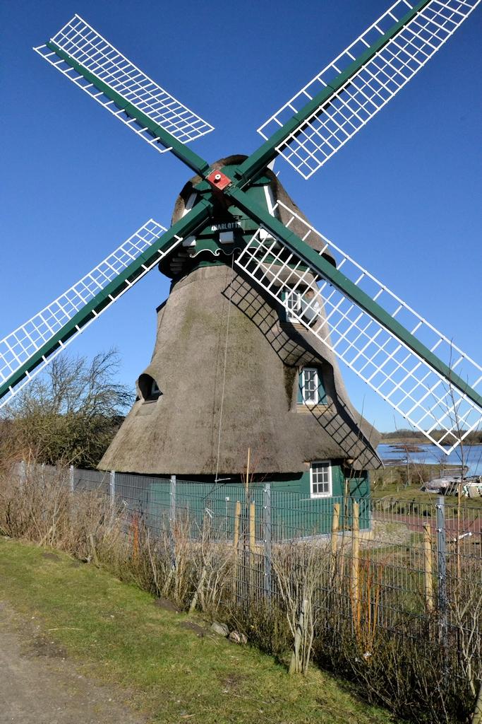 Die Windmühle Charlotte
