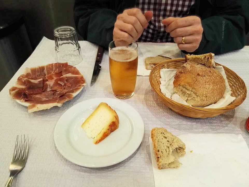 Authentischses Essen in Lissabon