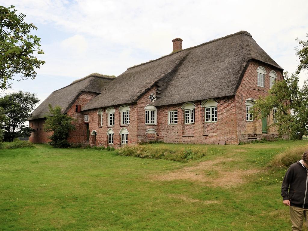 Der Kommandørgården auf Rømø