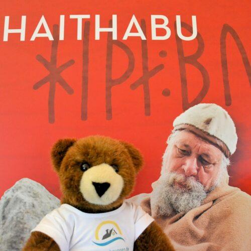 Der Urlaubär in Haithabu