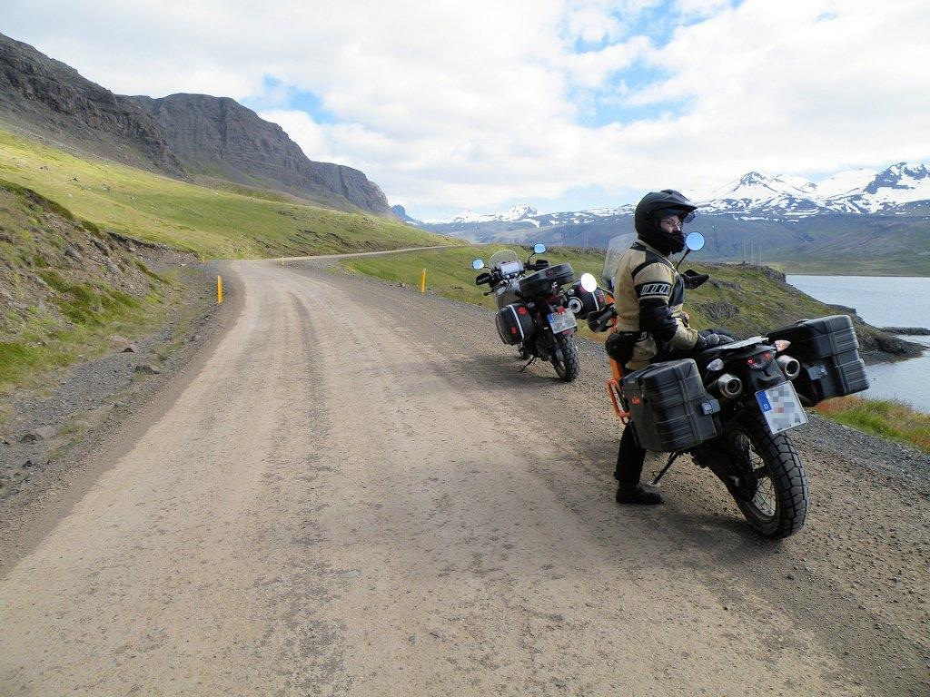Beeindruckende Landschaft auf Island