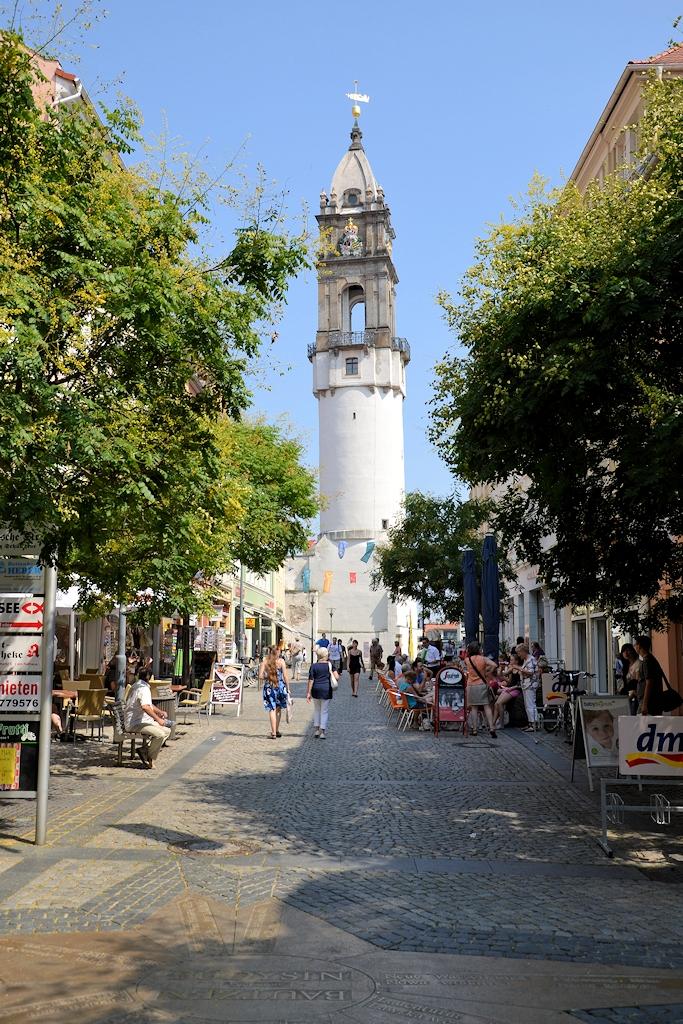 Der Reichenturm in Bautzen