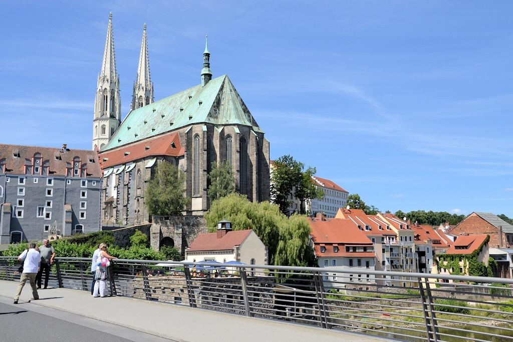Die Pfarrkirche St. Peter und Paul in Görlitz