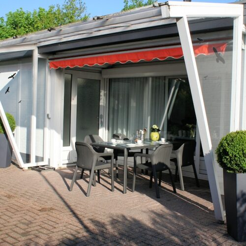 Terrasse des Smart Home