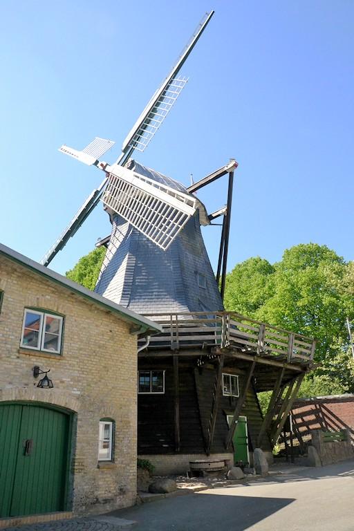 Windmühle Flensburg