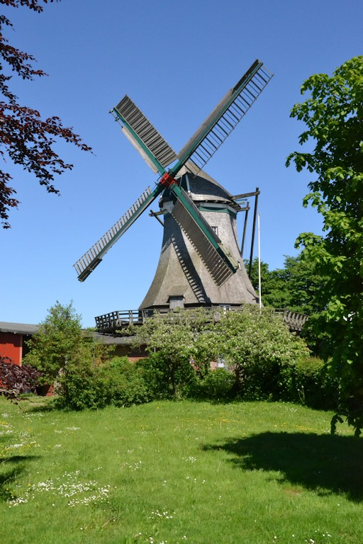 Windmühle Schwensby