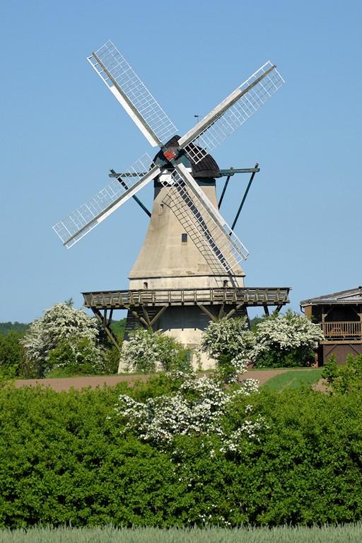 Windmühle Unewatt