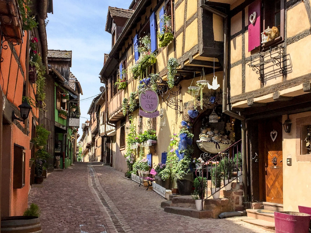 Ungewöhnliche Schlafplätze - Historisches Stadtviertel