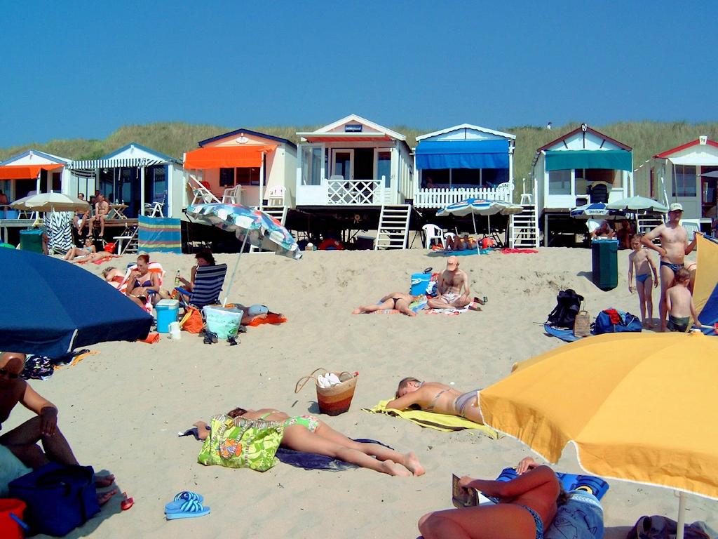 Strandhütte(n)