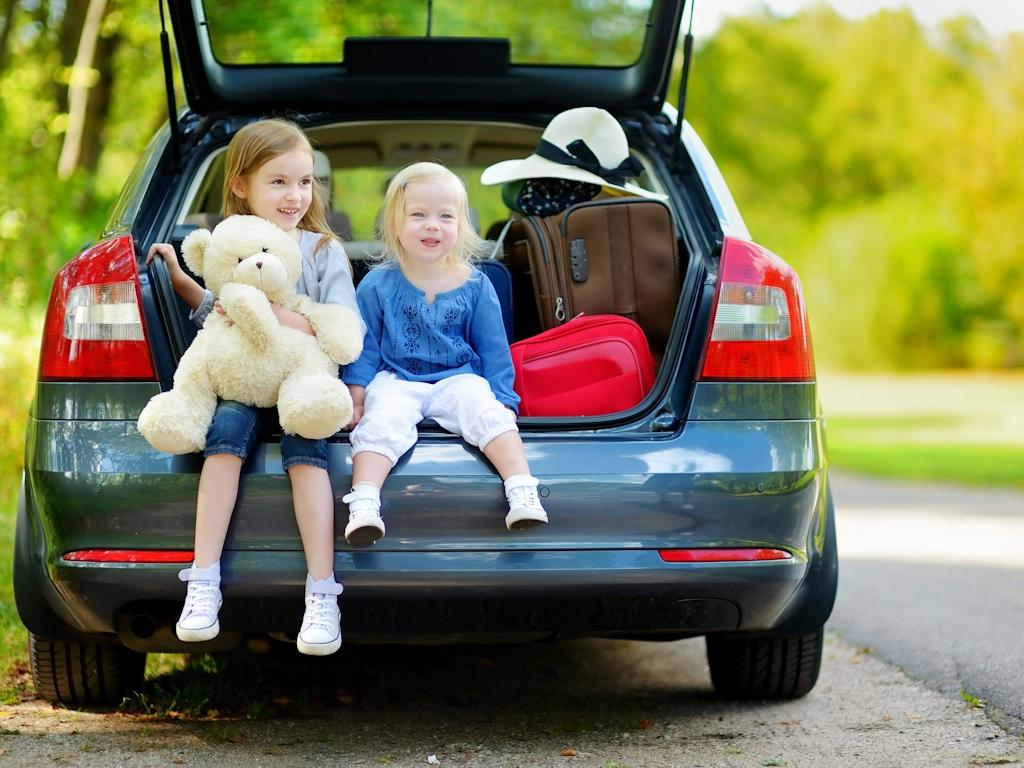Mit Kindern in den Urlaub