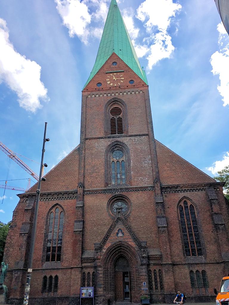 St.-Nikolaikirche in Kiel