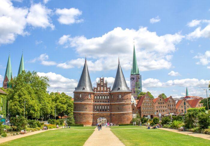 Türme in Lübeck