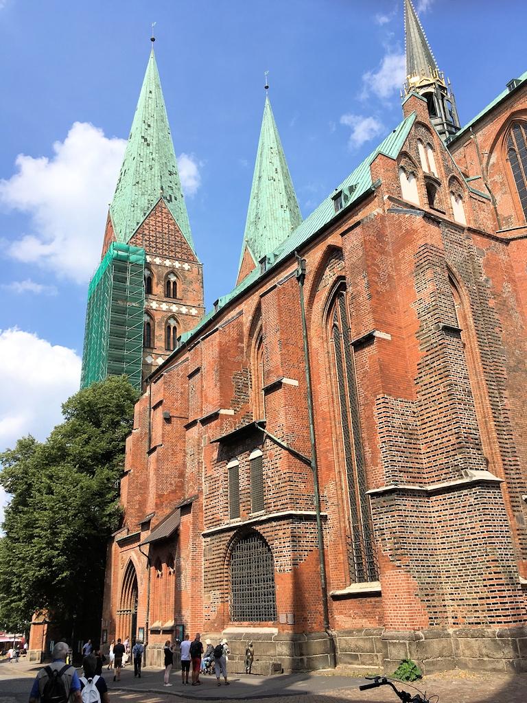 Kirche St. Marien zu Lübeck