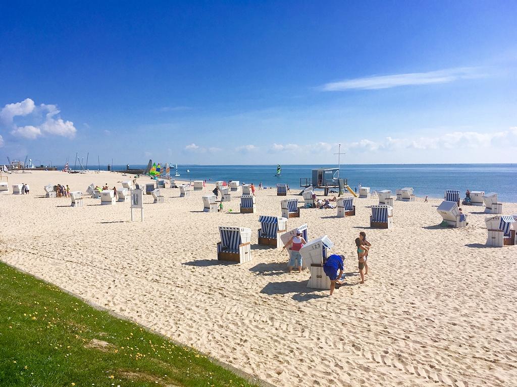 Strand bei Hörnum auf Sylt