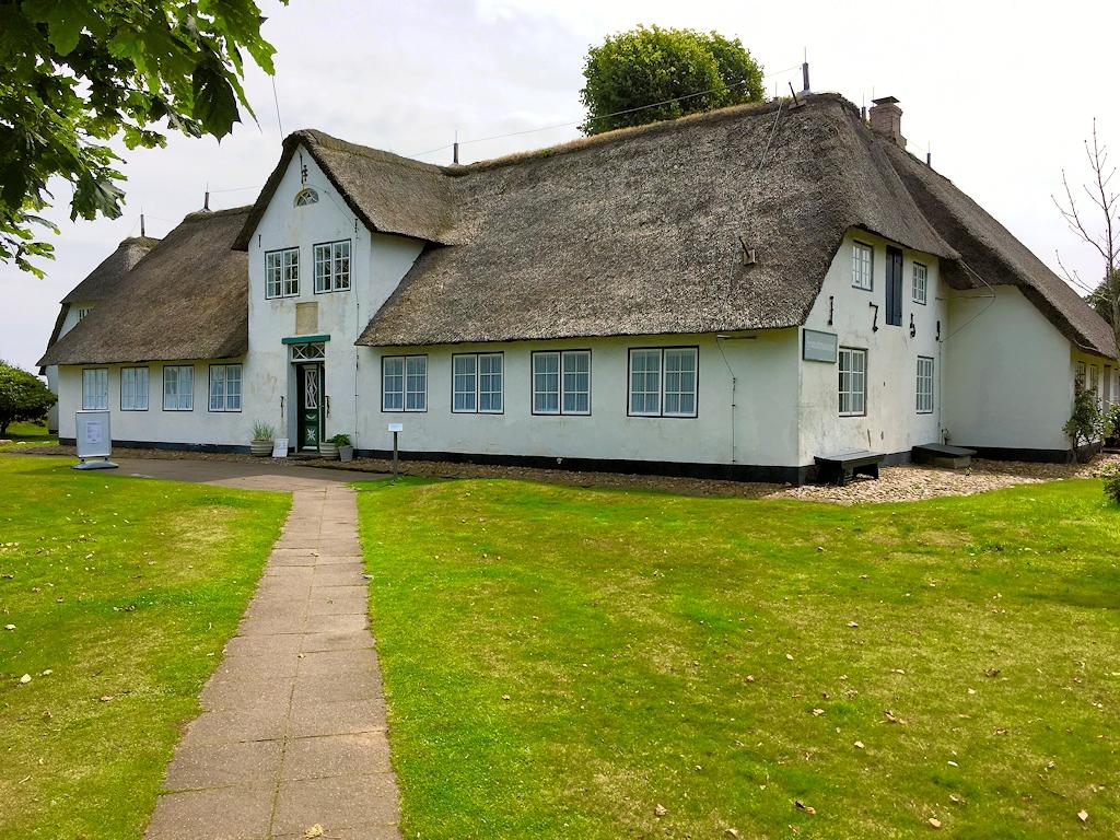 Das Heimatmuseum in Keitum auf Sylt