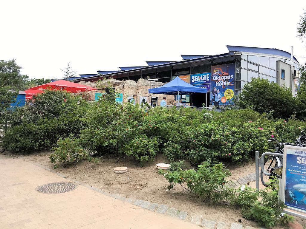 Das Sea Life Centre in Timmendorfer Strand