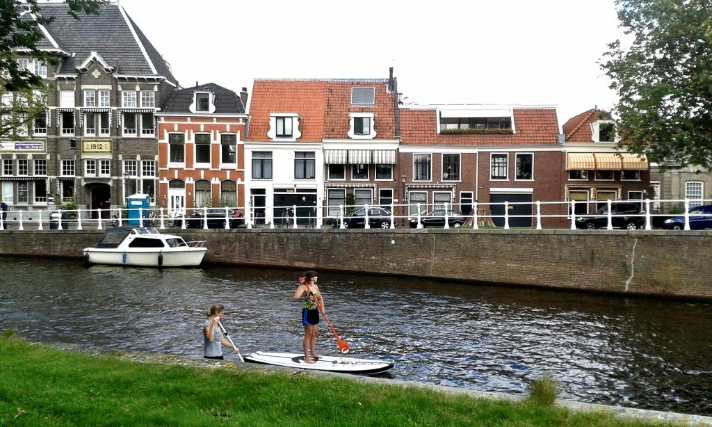 Unser Studio-Apartment in Haarlem
