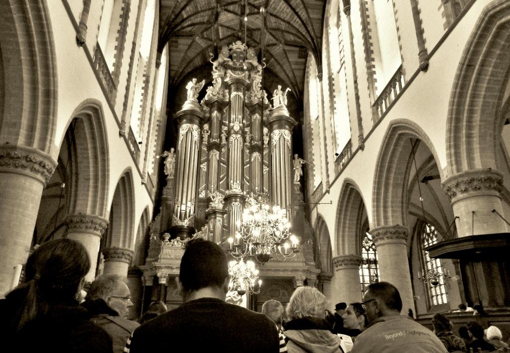 Konzert in der St.-Bavo-Kathedrale