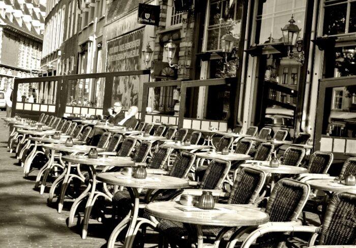 Haarlem, Grand Café Brinkmann